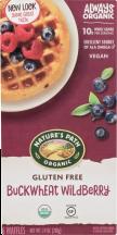 Organic Waffles product image.