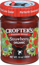 Organic Fruit Spread product image.