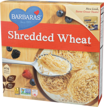Shredded Wheat product image.