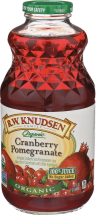 Organic Cranberry Pomegranate Juice product image.