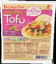 House Foods Assorted Tofu 12 oz product image.