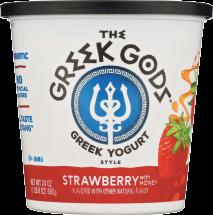 The Greek Gods Assorted Greek Yogurt 24 oz product image.