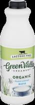 Organic Lowfat Plain Lactose Free Kefir product image.