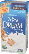 Organic Rice Dream  product image.