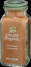 Organic Ground Cinnamon product image.