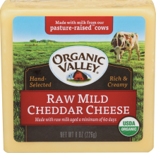 Organic Cheese product image.