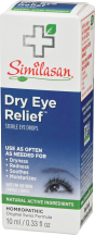 Assorted Eye Drops product image.