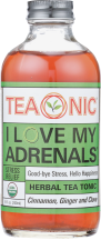 TEAONIC Tea Supplement 8 fl oz Assorted Varieties product image.