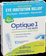 Optique Eye Drops product image.