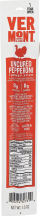 Vermont Smoke Assorted Meat Sticks 1 oz product image.