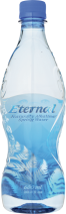 ETERNAL WATER Alkaline Water® 600 milliliter product image.