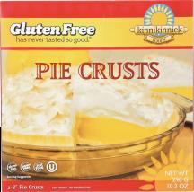 Gluten-Free Pie Crusts product image.