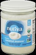 Organic Coconut Manna product image.