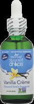 Vanilla Crème Liquid Stevia product image.