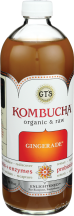 Organic Multi-Serve Kombucha product image.