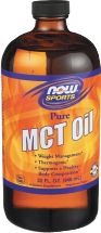 NOW MCT Oil product image.