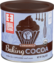 Organic Baking Cocoa product image.
