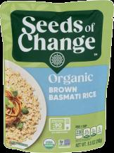 Whole Grain Rice product image.