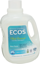 ECOS Laundry Detergent product image.