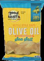 Good Health Assorte Potato Chips 5 oz product image.