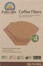 No. 4 Coffee Filters  product image.