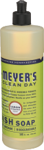 Mrs Meyers Clean Day Assorted Dish Liquid 16 oz product image.