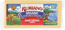 Rumiano Family Assorted Cheese 8 oz product image.