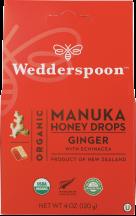 Organic Manuka Honey Drops  product image.