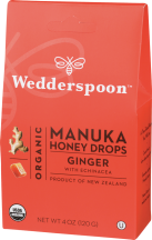 Manuka Honey Drops product image.