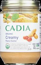 Organic Peanut Butter product image.