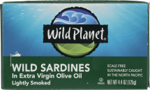 Sardines product image.
