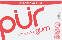 Aspartame Free Gum product image.