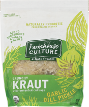 Farmhouse Culture Assorted Fermented Veggies 12-16 oz product image.