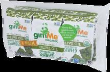 Roasted Seaweed Snacks product image.