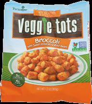 Veggie Tots product image.