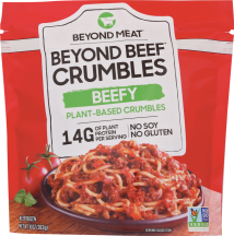 Beyond Beef Crumbles product image.