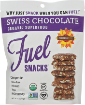 Foodie Fuel Assorted Snacks 4 oz product image.