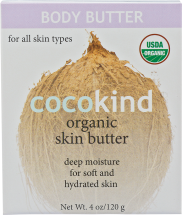 Organic Skin Butter product image.