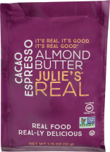 JULIE'S REAL FOODS product image.