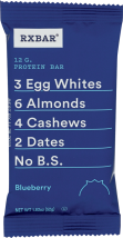 RXBAR Protein Bar 1.83 oz Assorted Varieties product image.