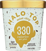 Halo Top Assorted Ice Cream 16 oz product image.