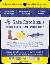 Elite Wild Tuna Pouch  product image.