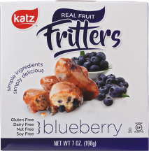 Gluten Free Fritter product image.