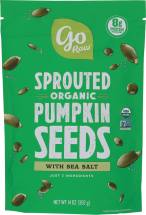 Organic Sprouted Seeds product image.
