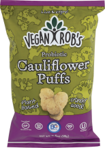 Assorted Vegan Snacks product image.