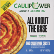 Cauliflower Crust product image.