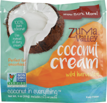 Frozen Coconut Cream product image.