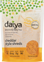 Cheese Shreds product image.