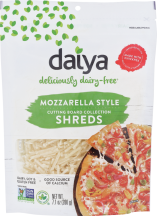 Dairy-Free Cheese Shreds  product image.