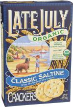 Organic Crackers product image.